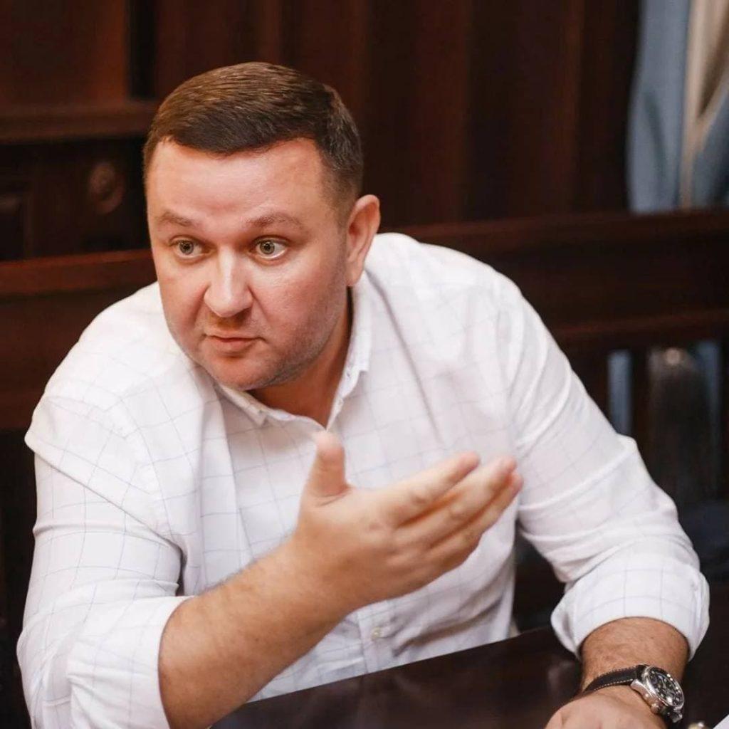 пиар-технолог Олег Мальцев